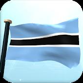 Botswana Flag 3D Free