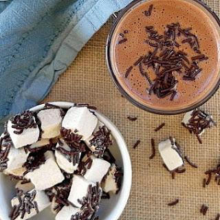 Hot Chocolate Custard.