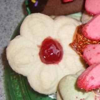 Spritz Cookies V