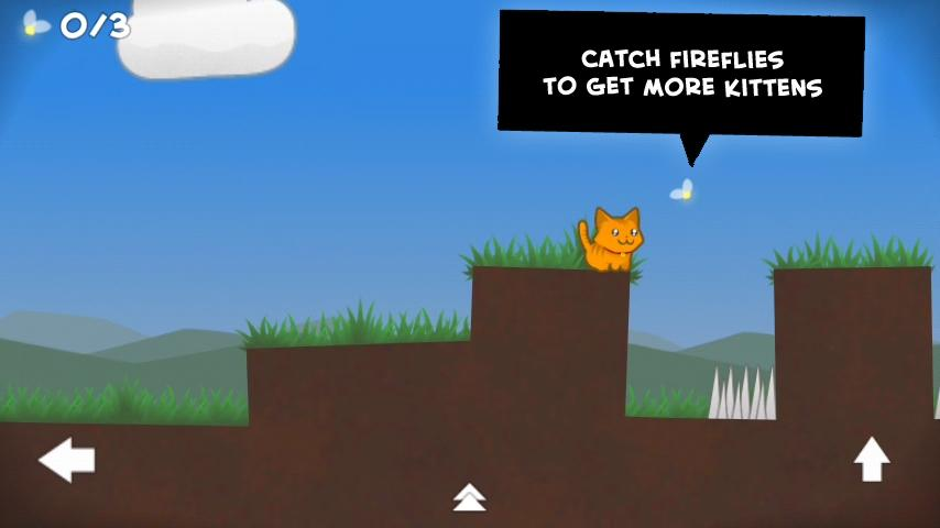 Hurry Up Kitten Free- screenshot