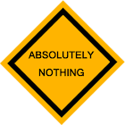 Absolutely Nothing icon
