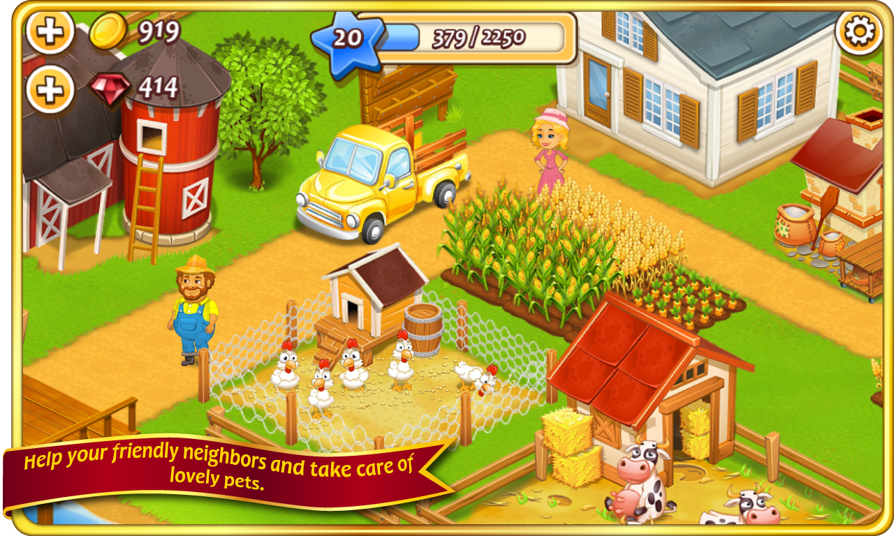 Farm Town™ - screenshot