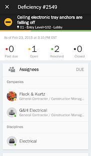 FieldLens Construction App - screenshot thumbnail