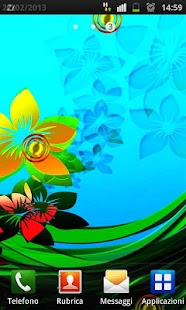 Colorful Flowers HD HD LIVE L - screenshot thumbnail