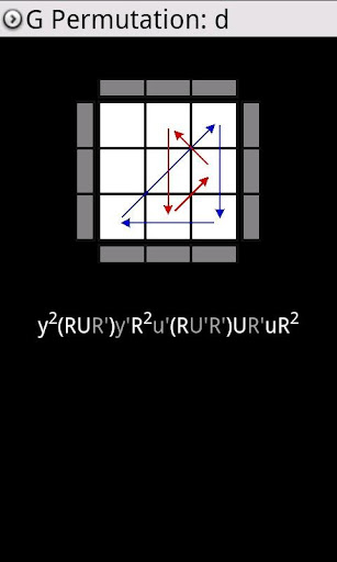 Speed Cube Algorithms Lite  screenshots 3