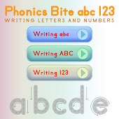 Phonics Bite ABC 123