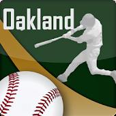 Oakland Baseball Fan