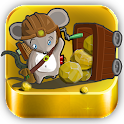 Golden Mouse Miner icon