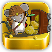 Golden Mouse Miner