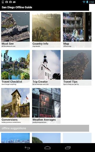 免費下載旅遊APP|San Diego Offline Travel Guide app開箱文|APP開箱王