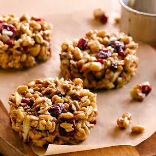 No-Bake Chewy Fiber One® Protein Cookies.