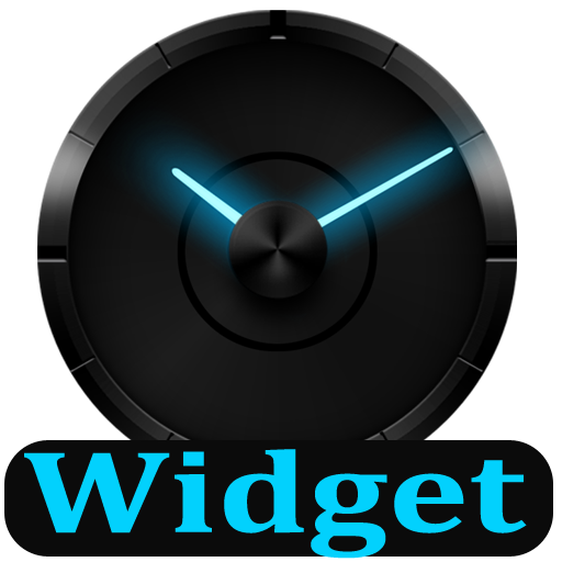 GlowSticks - Clock Widget