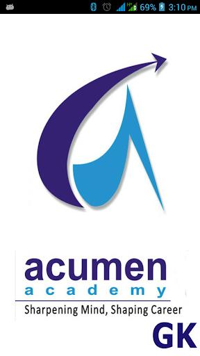 Acumen Academy Study App