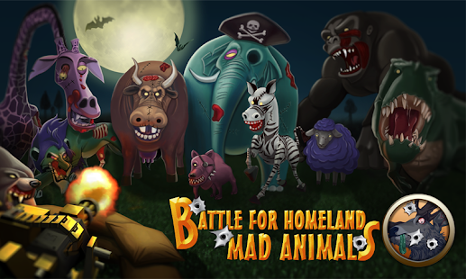 Mad Animals 3D- screenshot thumbnail