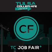 Tulsa Collegiate Job Fair Plus