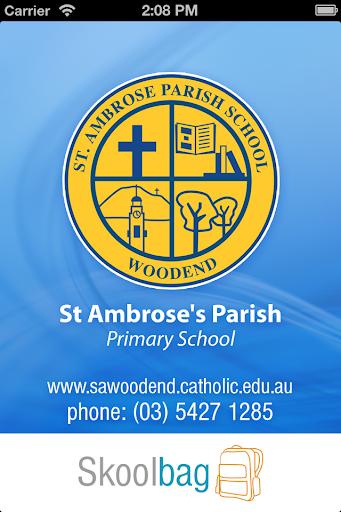 St Ambrose's Woodend Skoolbag