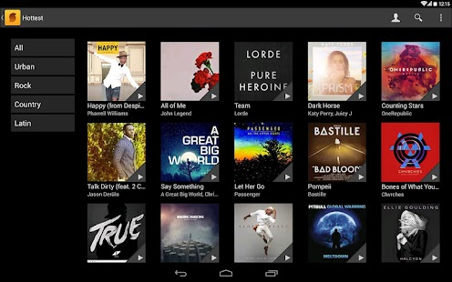 SoundHound Music Search & Play Screenshot 15