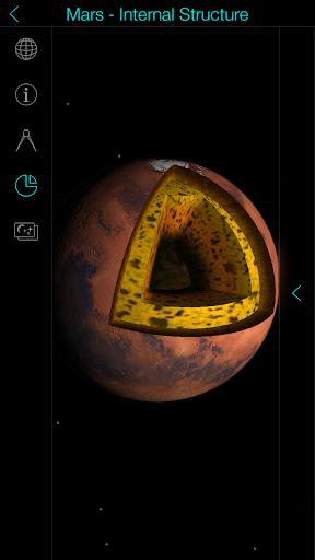 Solar Walk: Explore the Universe in Planetarium 3D  screenshots 7