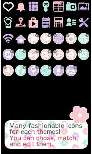 Cute Theme-Sugar Daisy- 2.0.1 Windows u7528 4