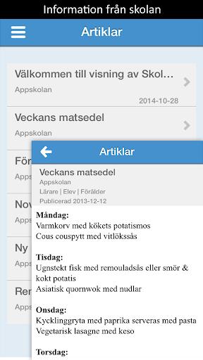 玩教育App|Skola24 MobilApp免費|APP試玩