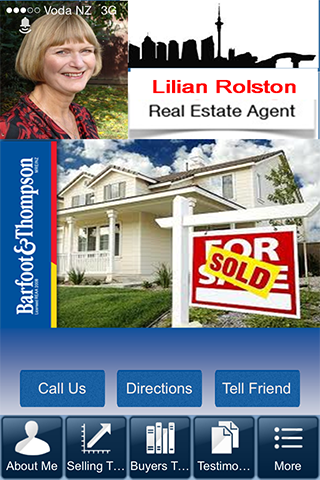Real Estate Agent Lilian