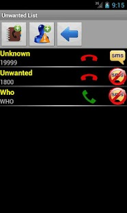 Mute 'N Caller Control - screenshot thumbnail