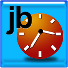 JBClock Time Attendance App icon