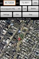 Screenshot of GPSCheat!