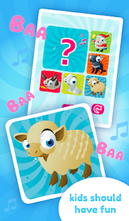 Baby Sounds Game (Ads Free)- screenshot thumbnail