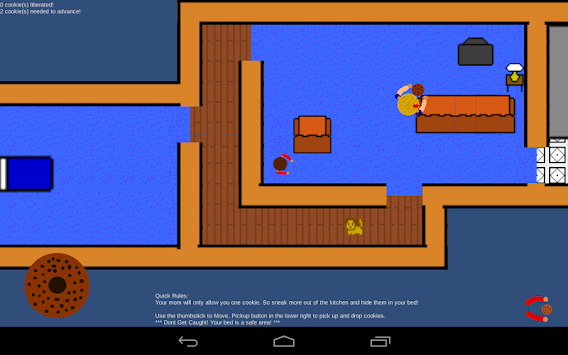 Cookie Thief apk screenshot