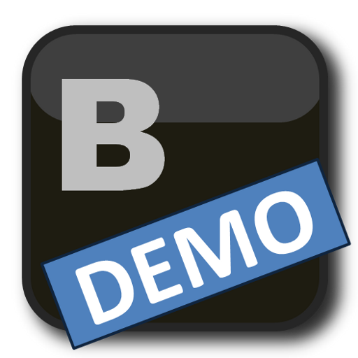 Bright Keyboard Demo LOGO-APP點子