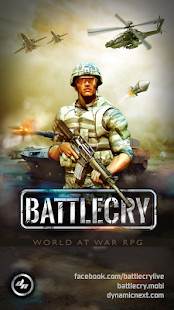 BATTLE CRY™ (War Game) - FREE - screenshot thumbnail