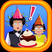 Slacking games : Birthday