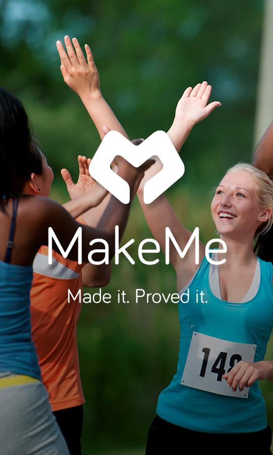 MakeMe - Group Challenges- screenshot