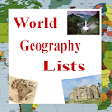 World Geography Lists icon