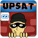 UPSAT! Impossible Reflex Game logo