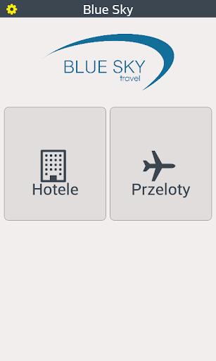 Blue Sky - Przeloty Hotele