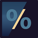 Procentualni kalkulator icon
