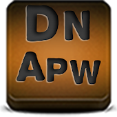 Apw Theme Dark naps D/Orange
