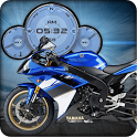 Yamaha R1 Moto Live Wallpapers icon