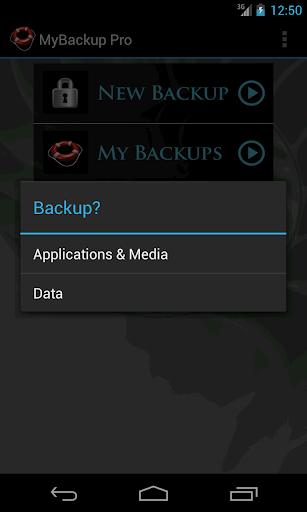 Download My Backup Pro MOD APK 5