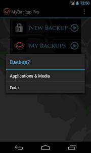 My Backup Pro v4.5.0