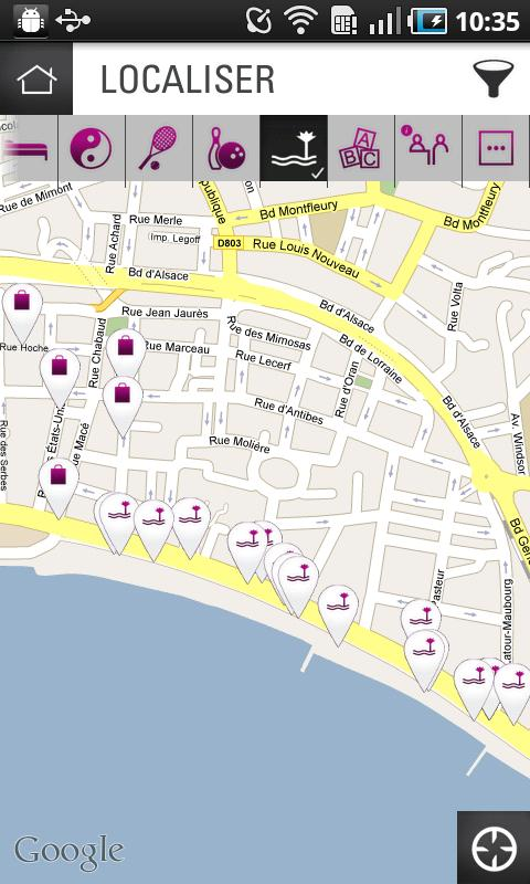 Cannes Is Yours - City Guide - screenshot