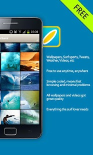 The Surf App- screenshot thumbnail