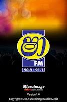 Screenshot of Shaa FM Mobile