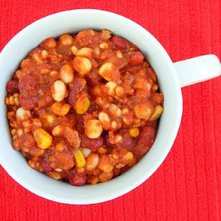 Protein Powerhouse Chili Bowl