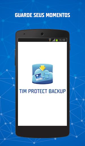 TIM Protect Backup