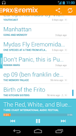 PRX Remix Screenshot 1