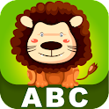 ABC Baby Zoo Flash Cards logo
