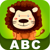 ABC Baby Zoo Flash Cards